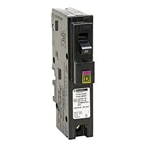Square D by Schneider Electric 20 Amp Single-Pole