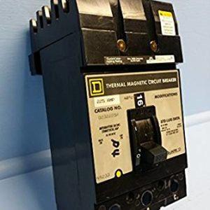 Square D Breaker #Q232225H, 3 pole, 240Volt, 225 Amp & Guaranted working