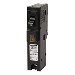 Square D by Schneider Electric HOM115PDFC Homeline Plug-On
