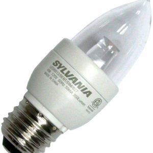 40W Equivalent Clear 6W LED Dimmable