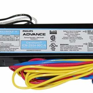 Advance Ballast With Wire Leads F54t5/Ho Electronic Ul by PHILIPS