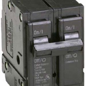 Eaton Corporation Br240 Double Pole Interchangeable Circuit Breaker, 120/240V, 40-Amp by Eaton Corporation