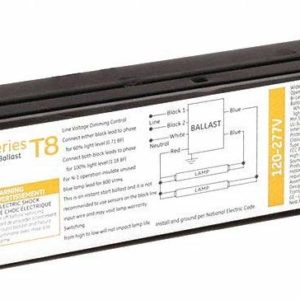 GE 73233 – GE232MAX90-S6 T8 Fluorescent Ballast by GE Lighting