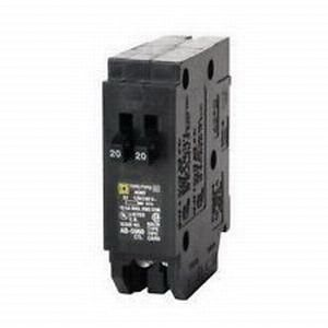 HOMT2020 SQD SP-20-20A CB  by Schneider Electric/Square D