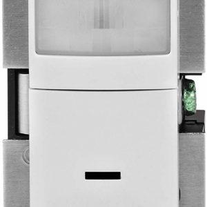 Leviton IPV02-1LW Decora Vacancy Motion Sensor In-Wall Switch, Manual-On, 2.5A, Single Pole, White by Leviton