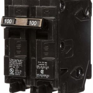 Murray 100 Amp 2 in. Double-Pole Circuit Breaker by Murray