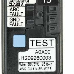 Murray (2-Pack) 15 Amp AFCI/GFCI Dual Function Circuit Breaker MP115DFP by Murray