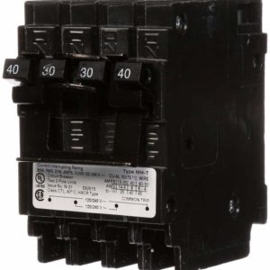 Murray MP230240CT2 1/2-Inch Frame Breaker with One Double Pole 30-Amp and One Double Pole 40-Amp Breakers by Murray