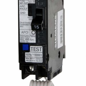 Murray MP120AFC 20-Amp 1 Pole 120-Volt Combination Type Arc Fault Circuit Interrupter by Murray