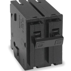 Square D Circuit Breaker, 100 Amp, 2-Pole, HOM2100 by Square D