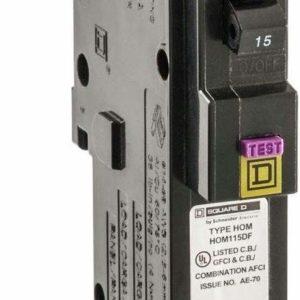 Square D Hom115Df Miniature Circuit by SQUARE D/TELEMECANIQ