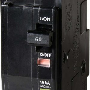 Square D by Schneider Electric QO260CP QO 60 Amp Two-Pole Circuit Breaker by Square D by Schneider Electric